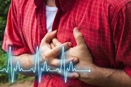 Доврачебная помощь при инфаркте миокарда