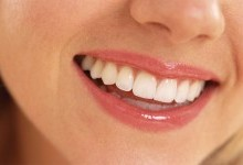 Белые зубки - яркая жизнь