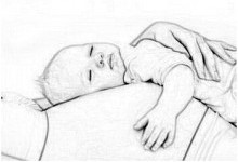 Как восстановить себя после рождения ребенка