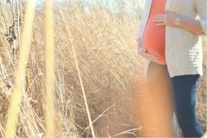 На дачу с беременной