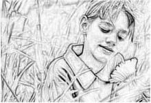 Застенчивый ребенок и ребенок-тихоня