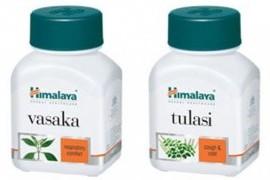 Himalaya Vasaka - при заболеваниях дыхательной системы