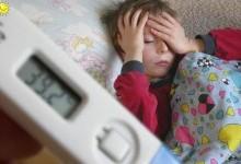 Как не заболеть в жару малышу