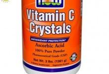Кристаллизированный (порошковый) витамин С