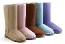 Обувь для холодов