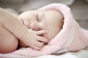 Состояние малыша во время родов