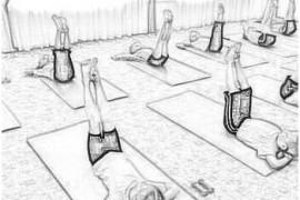 Упражнения выполняем - пульс, дыхание проверяем