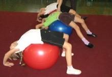 Фитнес для ребенка