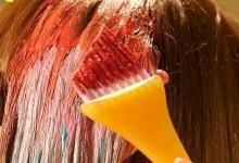 Новые технологии в окрашивании волос