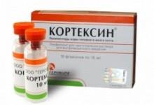 Кортексин для грудничков