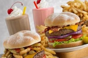 Ошибки в питании