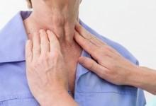 Симптомы и признаки рака горла