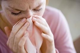 Астма аллергическая