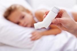 Астма симптомы у детей