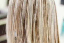 Как ухаживать за волосами блондинке