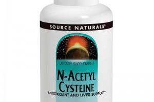 N-ацетилцистеин (NAC)