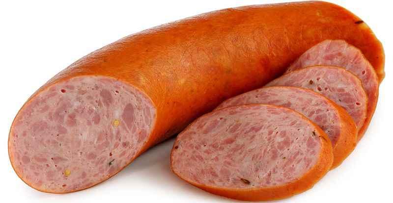 Колбаса в детском меню вред и польза