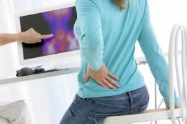 Остеохондроз поясничного отдела позвоночника у женщин
