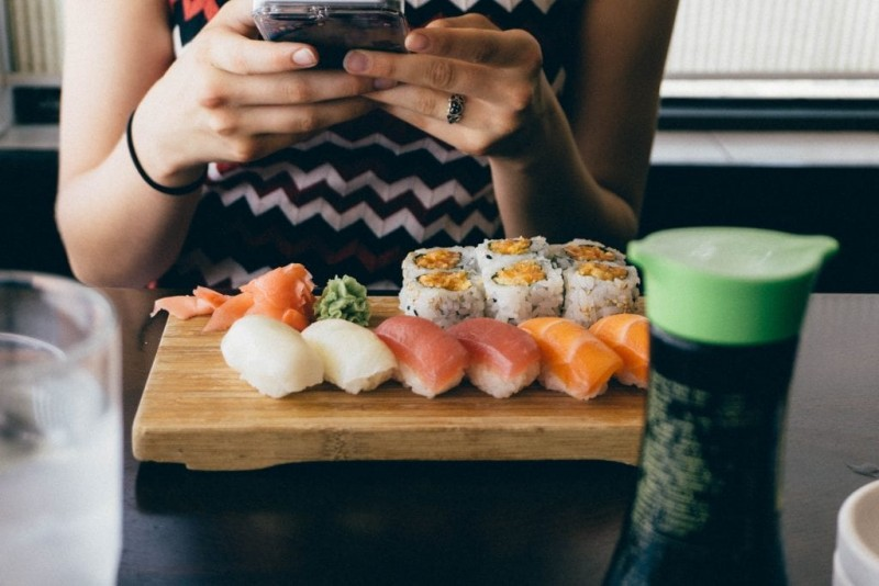 Сайт суши в Днепре