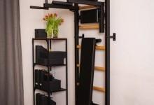 Гимнастическая шведская лестница в домашних условиях - преимущества