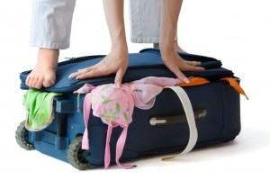 Туристическая одежда - что взять с собой в чемодан