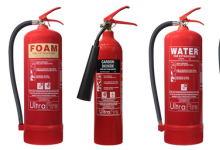 Как правильно выбрать огнетушитель
