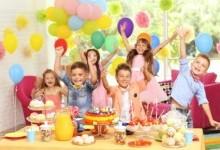 Как организовать день рождения вашего ребенка