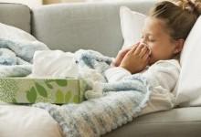 Естественные способы борьбы с простудой у ребенка
