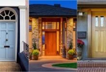 Входные двери: важность первых впечатлений
