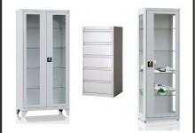 Функциональные медицинские шкафы - оптимальное решение для кабинета врача