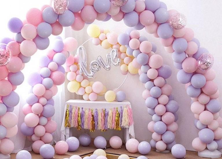 Латексные и другие разновидности воздушных шаров