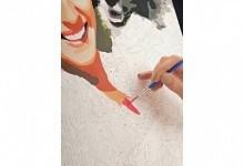 Живопись по номерам - займитесь художественной росписью у себя дома!