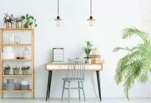 Пять советов по освещению вашего домашнего офиса