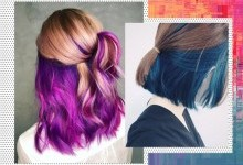 Кому подходит креативное окрашивание волос?