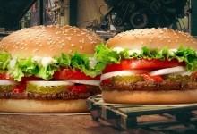 Как использовать купоны на Burger King