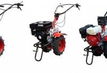 Мотоблок - недорогая механизация для полевых работ