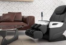 5 преимуществ массажного кресла