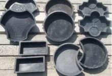Производство пластмасс - очистка форм
