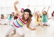 Танцевальные движения для детей