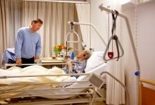Кровать для лежачих больных и людей с инвалидностью