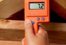 Преимущества использования влагомеров для древесины