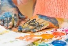6 фантастических преимуществ декоративно-прикладного искусства для детей