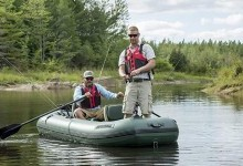 Как выбрать идеальную надувную лодку