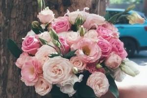 Выбор букета для невесты