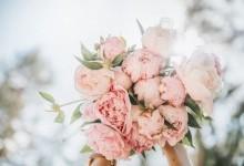 Свадебный букет из самых красивых цветов!