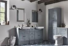 Дизайн интерьера ванной комнаты: неподвластная времени элегантность классической мебели