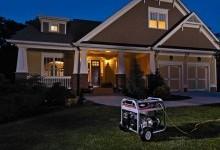 Какой выбрать электрогенератор для домашнего быта