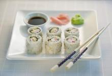 Польза от суши для организма