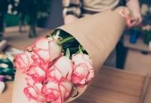Преимущества заказа цветов с доставкой