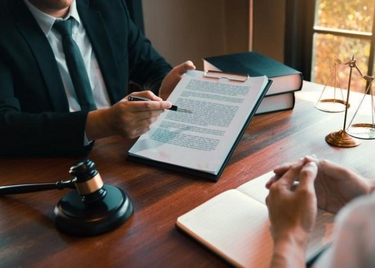 Подготовка заявления о разводе с помощью юриста
